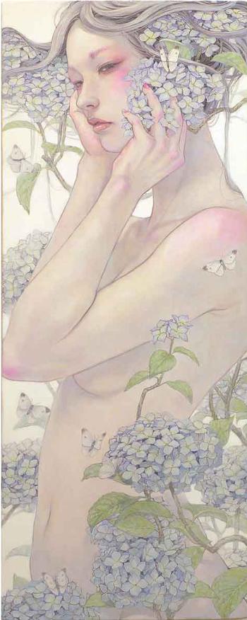 うたげ 〜紫陽花〜