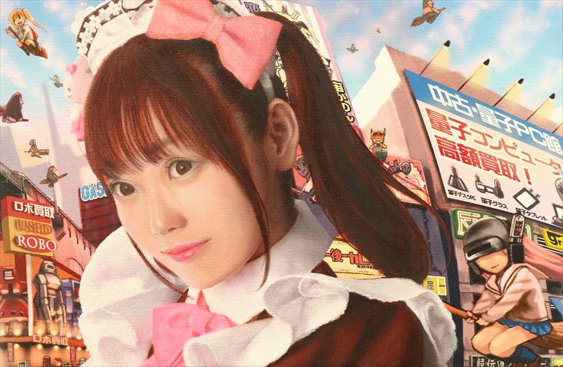 Suzume Uchidaka x JohnHathway