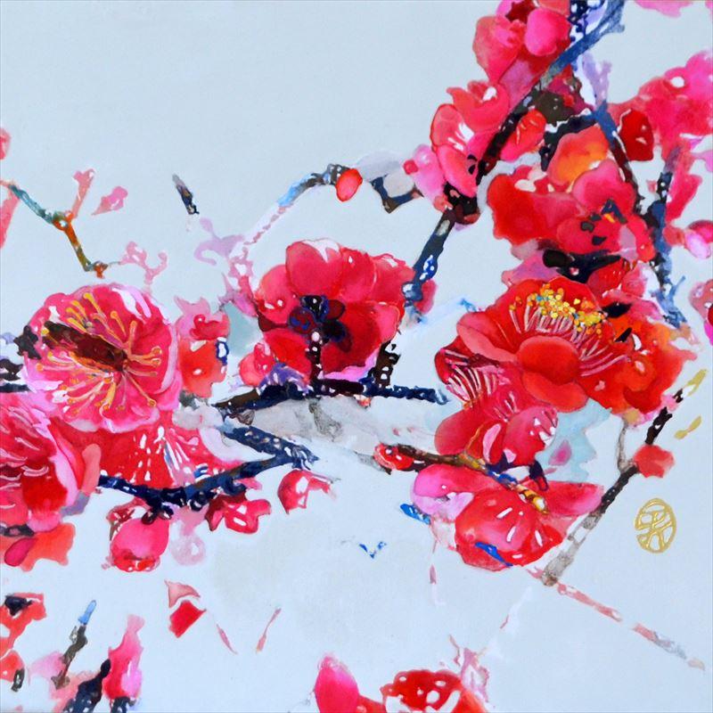 Ai Kumehara_Flowers to be fragrant