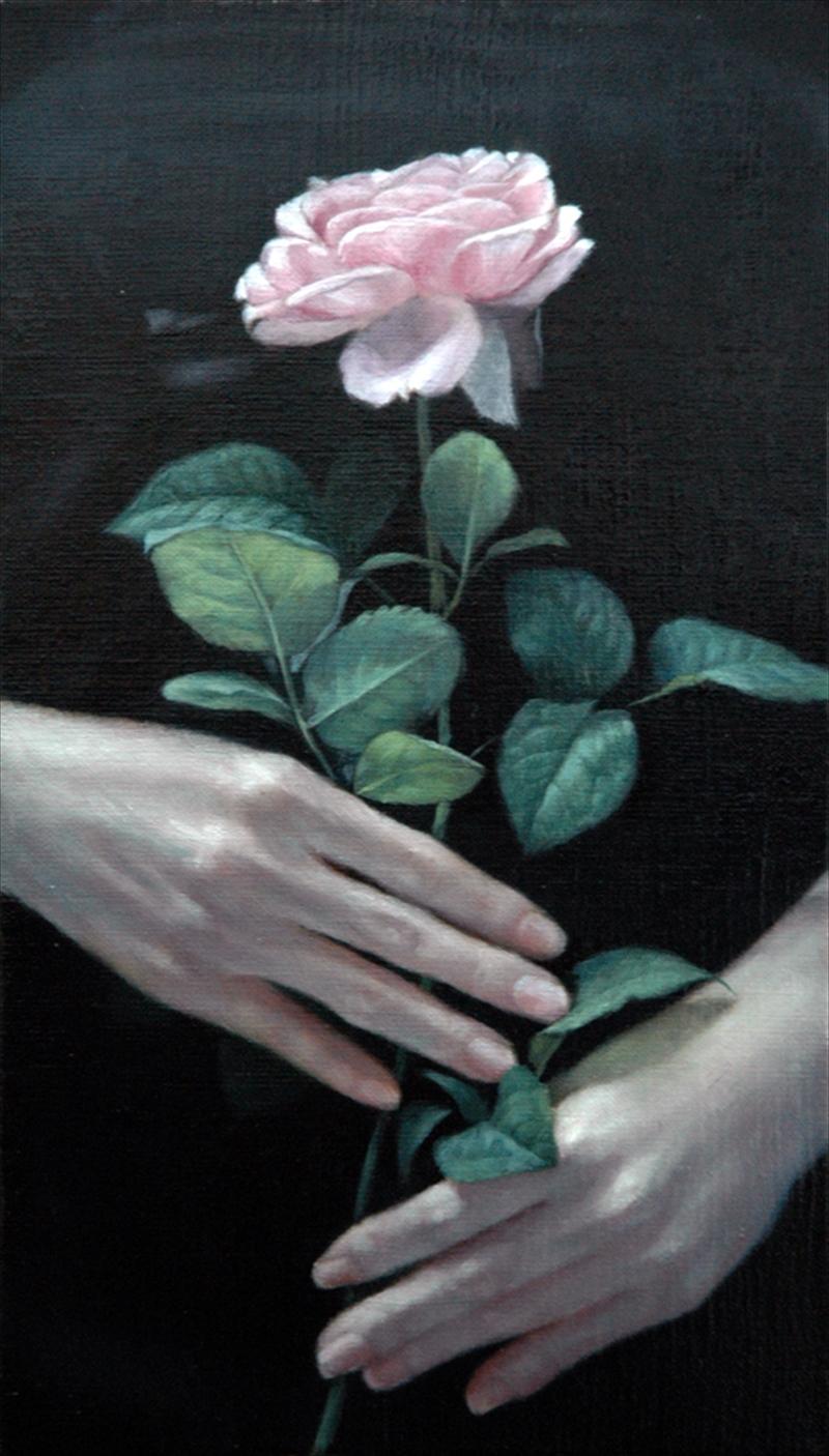 Shinji Suzuki_Oil on canvas