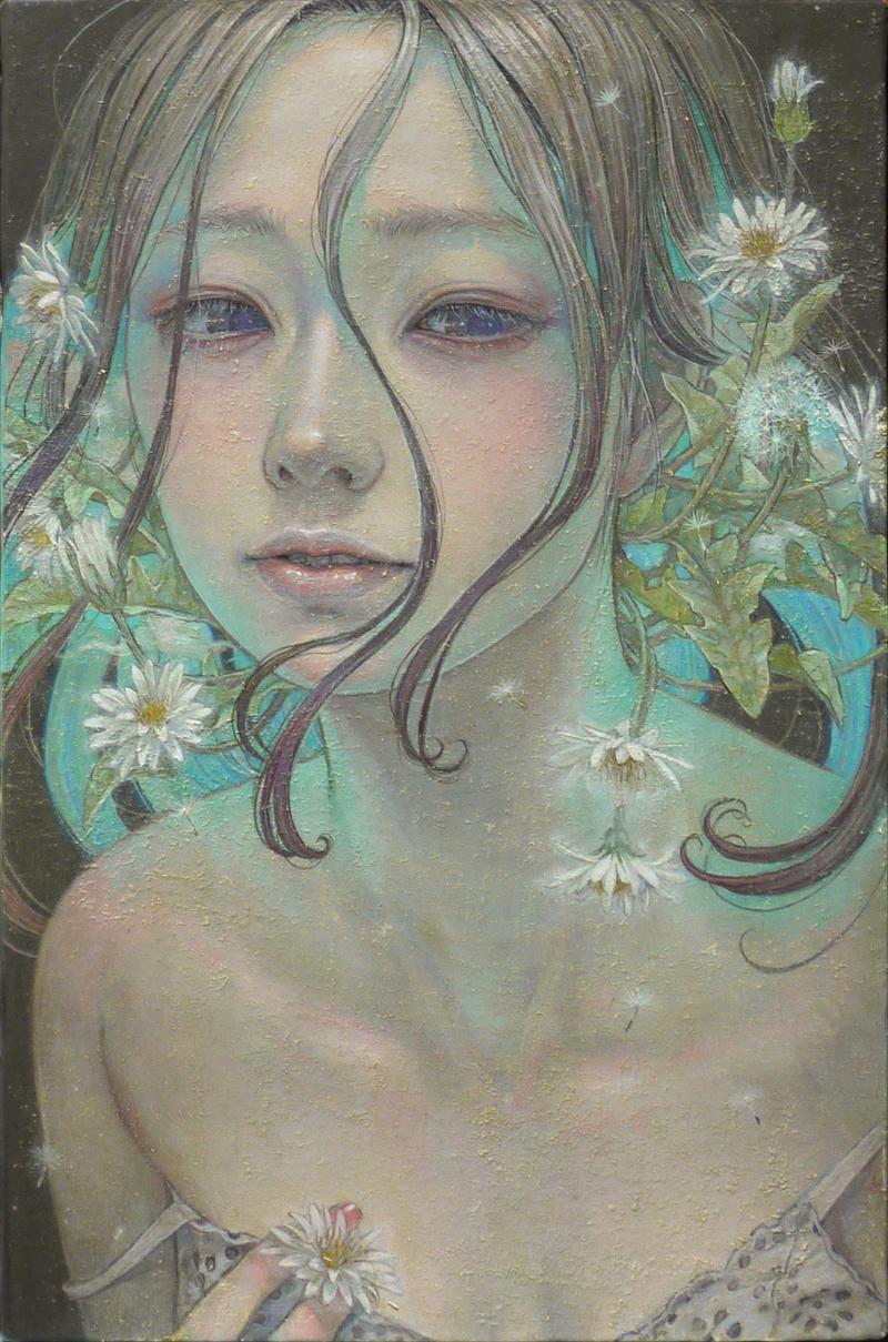 Miho Hirano_Oil on canvas