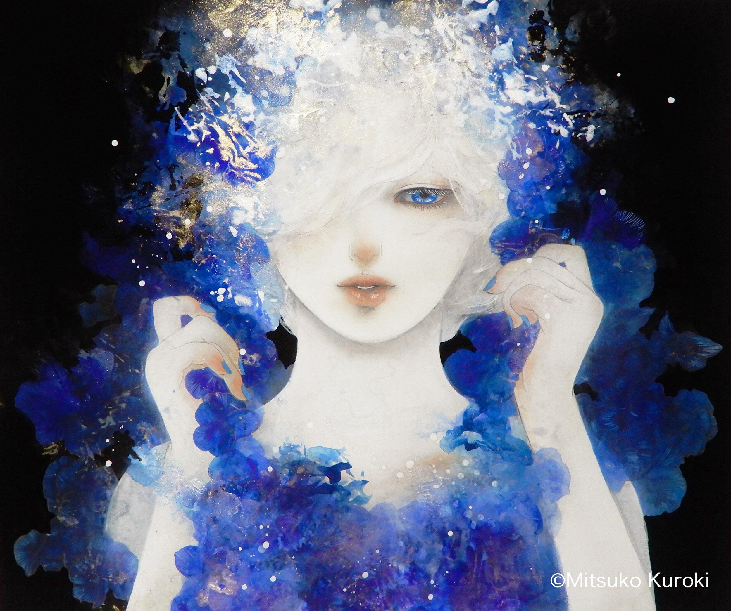 Mitsuko Kuroki_Mermaid song.JPG