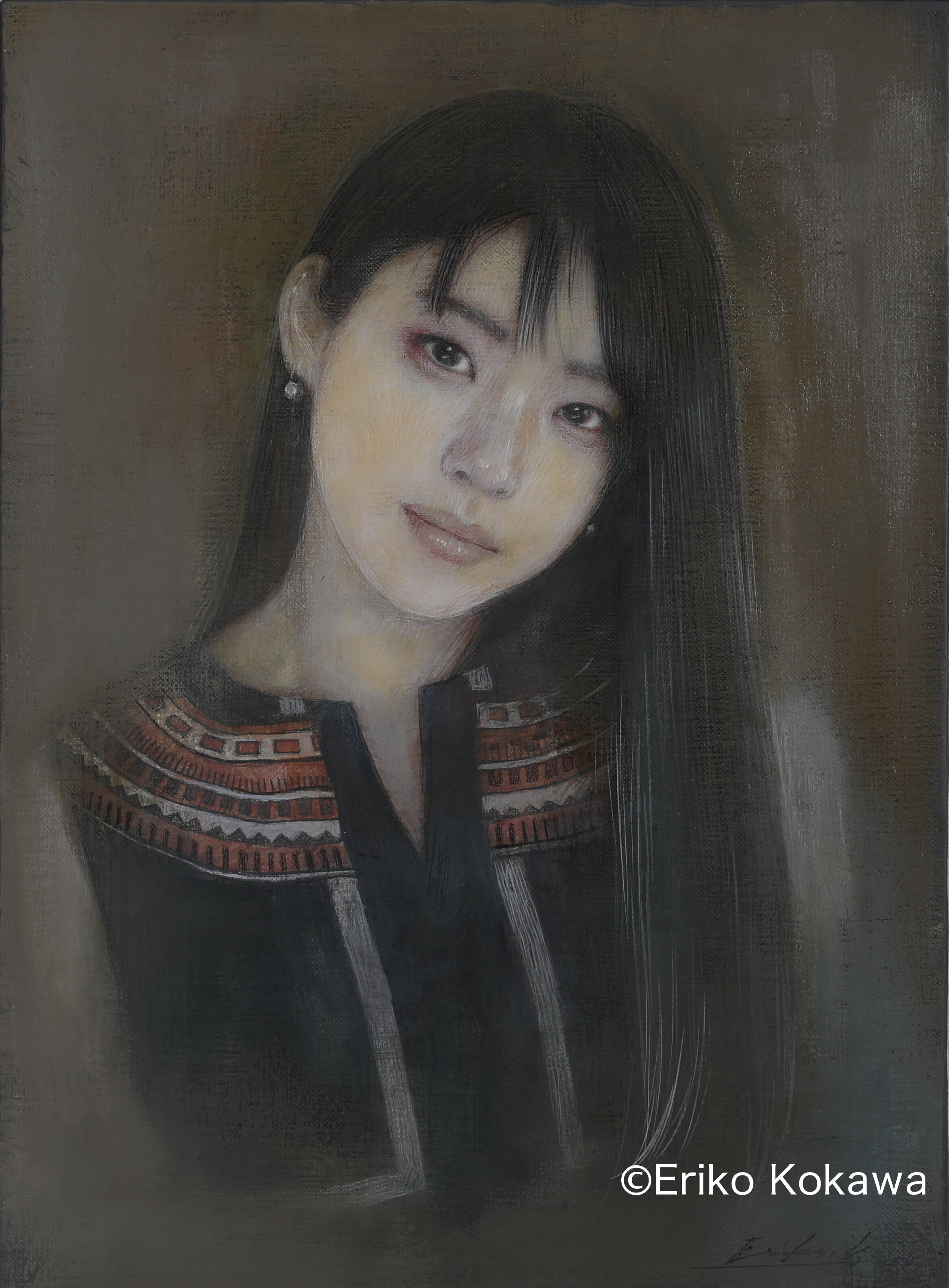 Eriko Kokawa_Distant memory.JPG