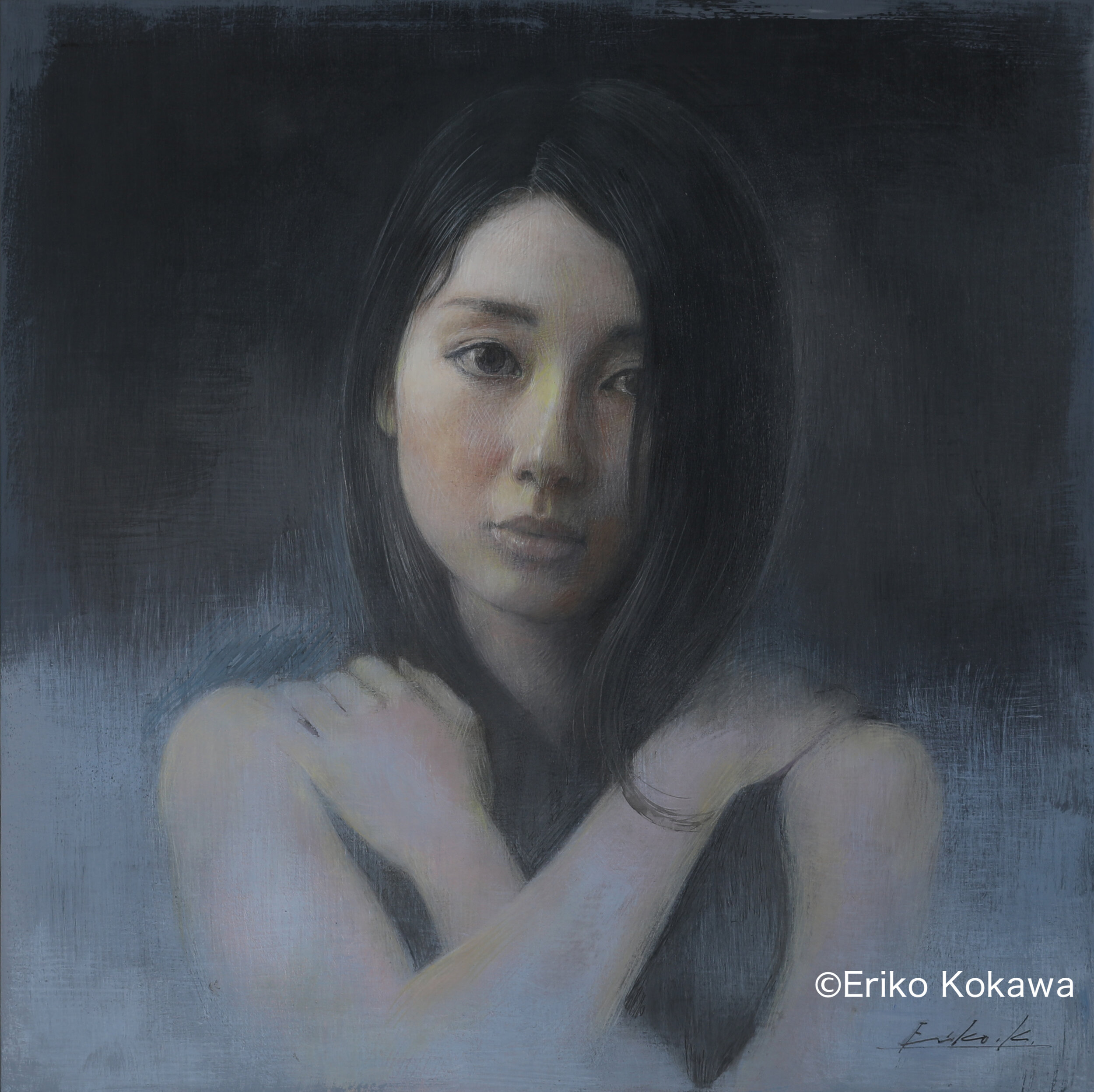 Eriko Kokawa_into the night.JPG
