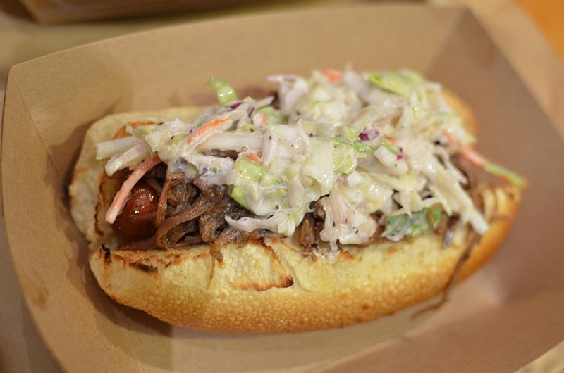 Miami Kosher Restaurant Hot Dog
