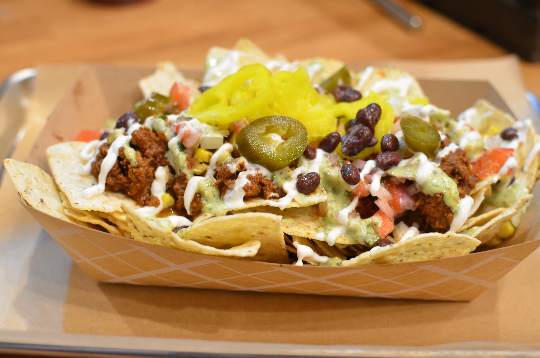 Kosher Mexican Nachos Aventura Miami: where you eat like a king