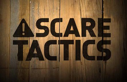 Scare Tactics, Season 2 (2010)    MTV