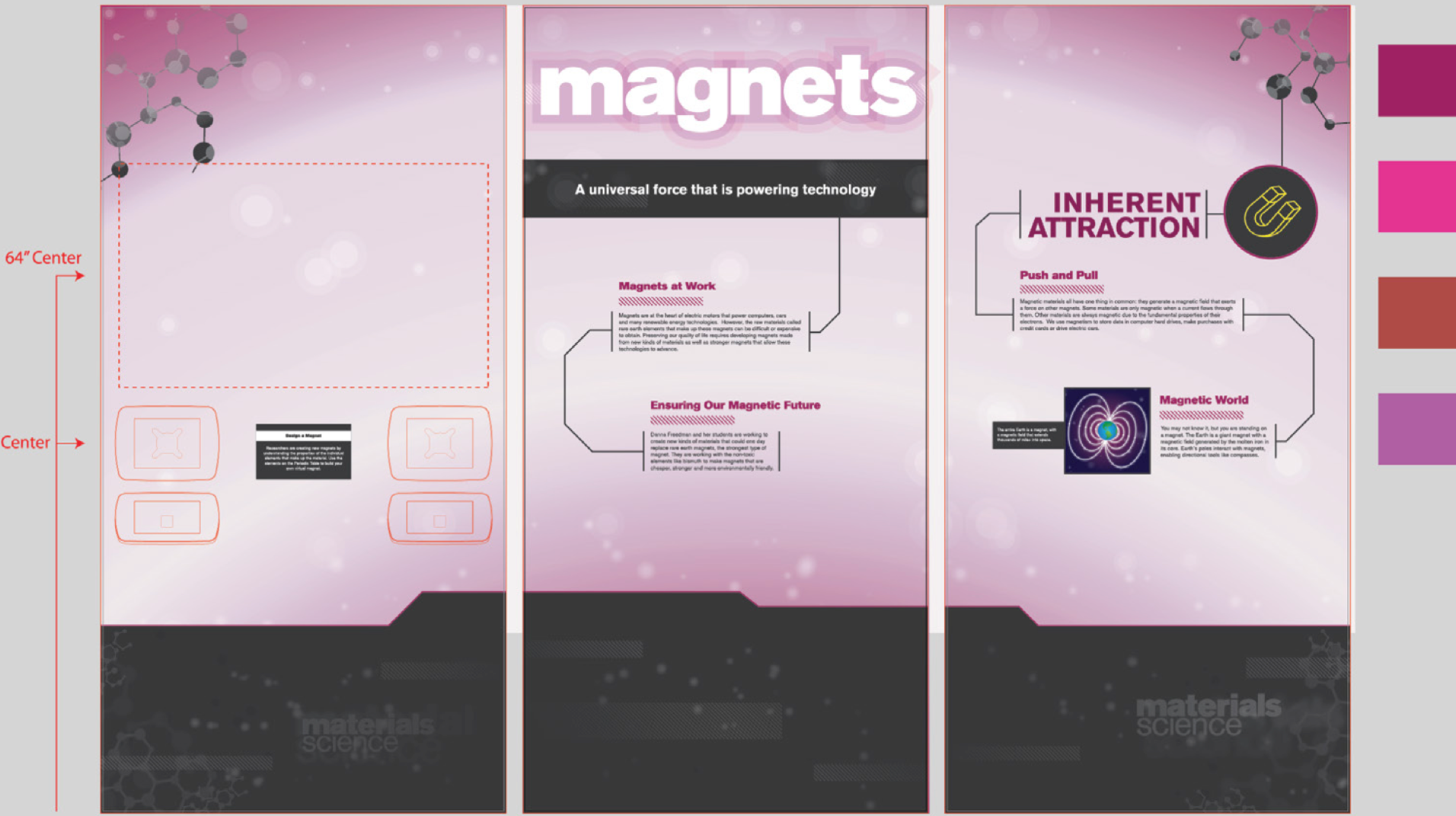 Magnets Elevation