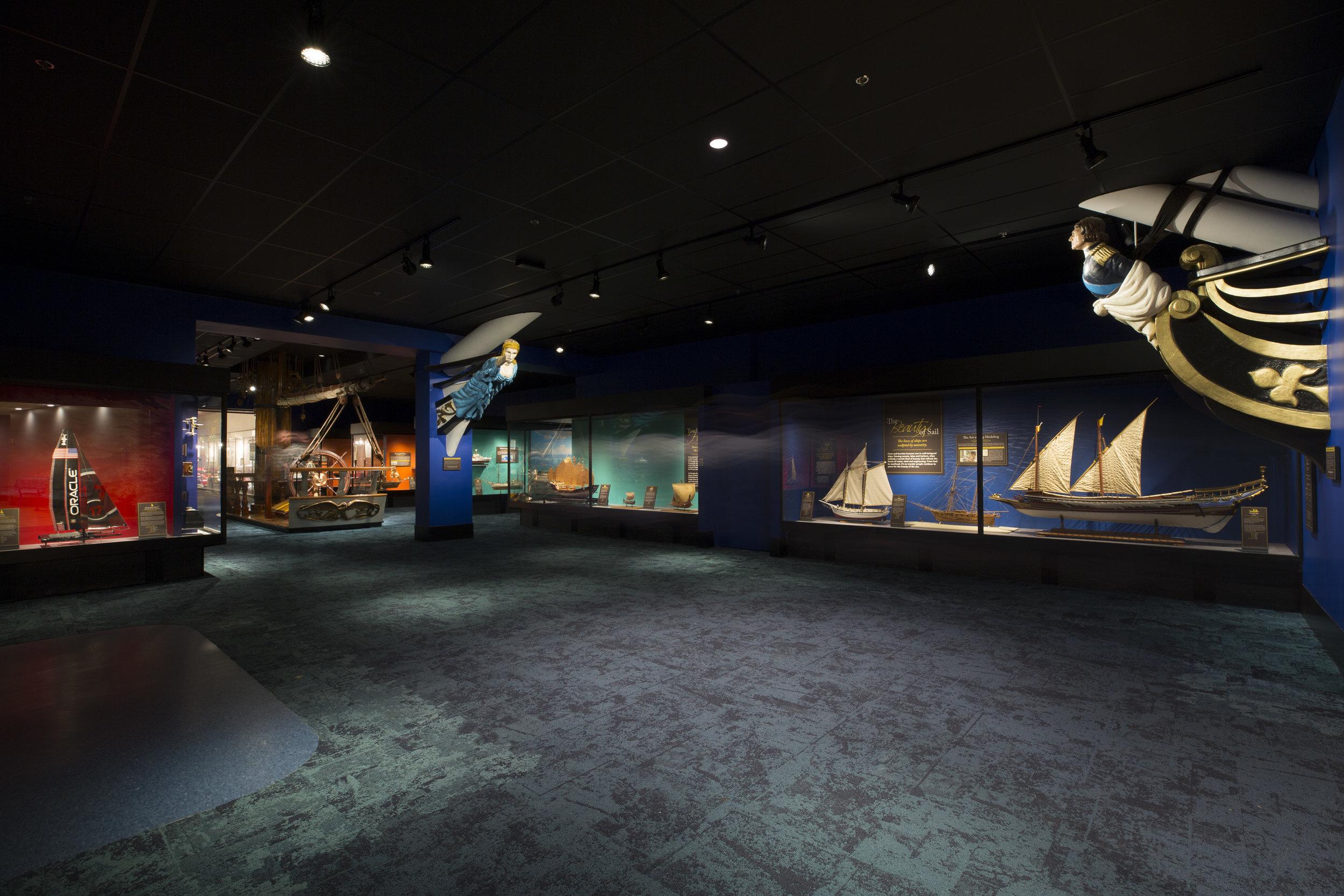 Ships Gallery - Dynamic Carpet