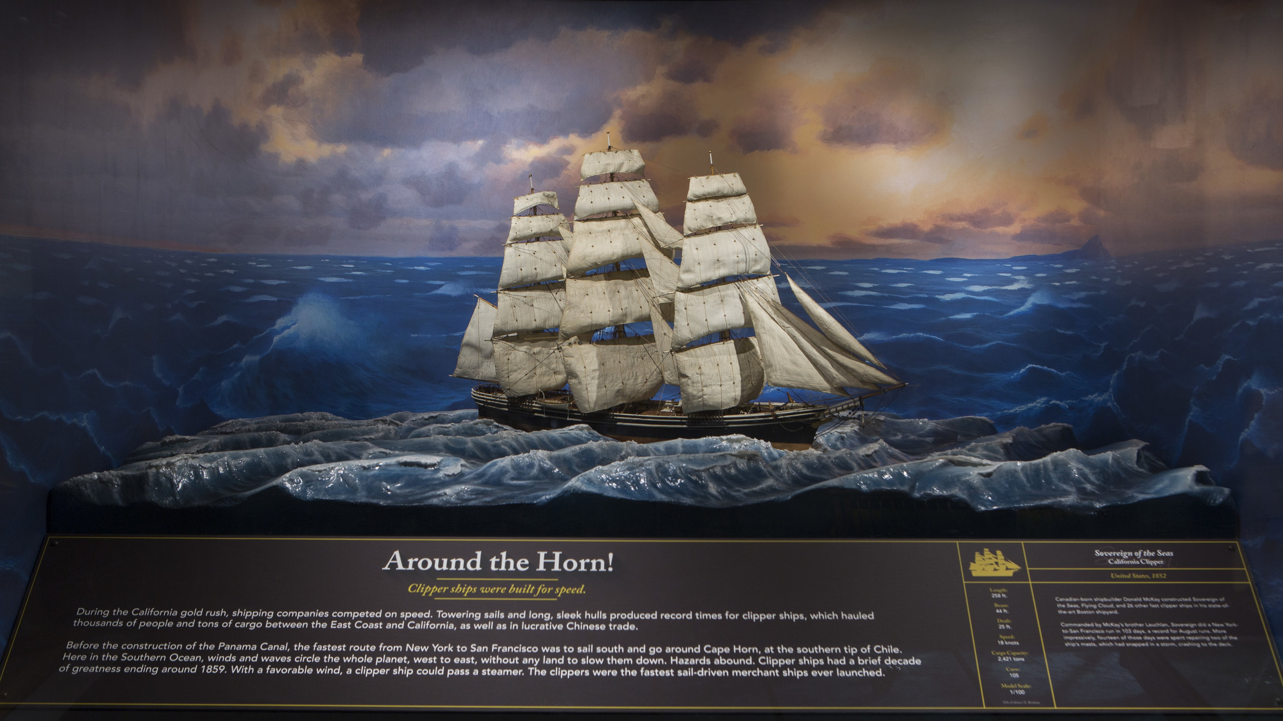 Ships Gallery - Sovereign of the Seas