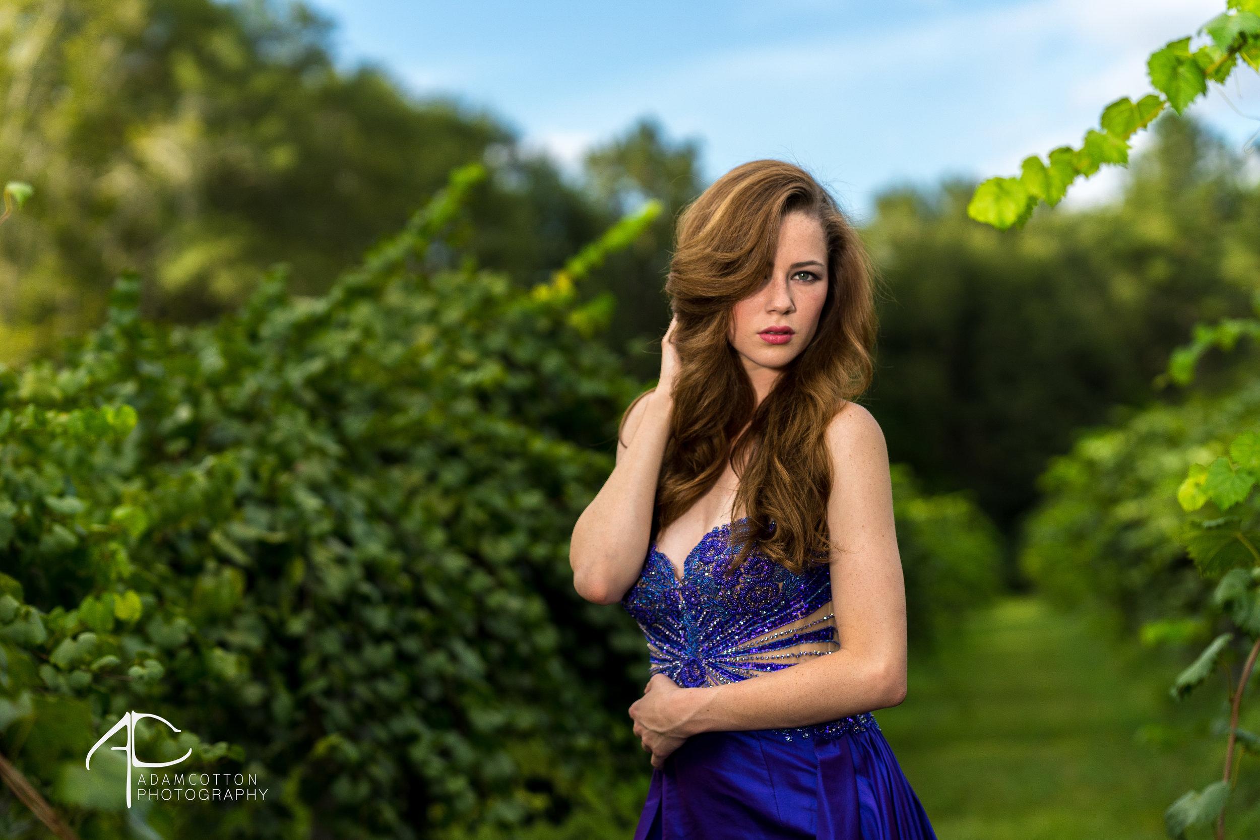 Hannah Portrait
