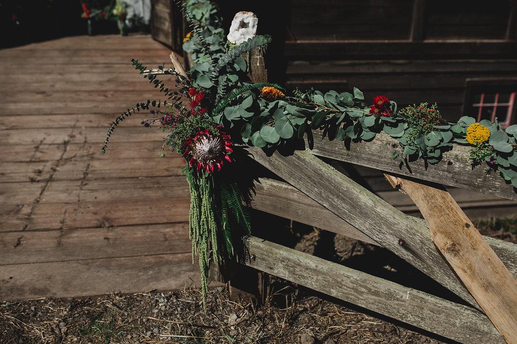 wedding ceremony flowers florist floral design oakland san francisco