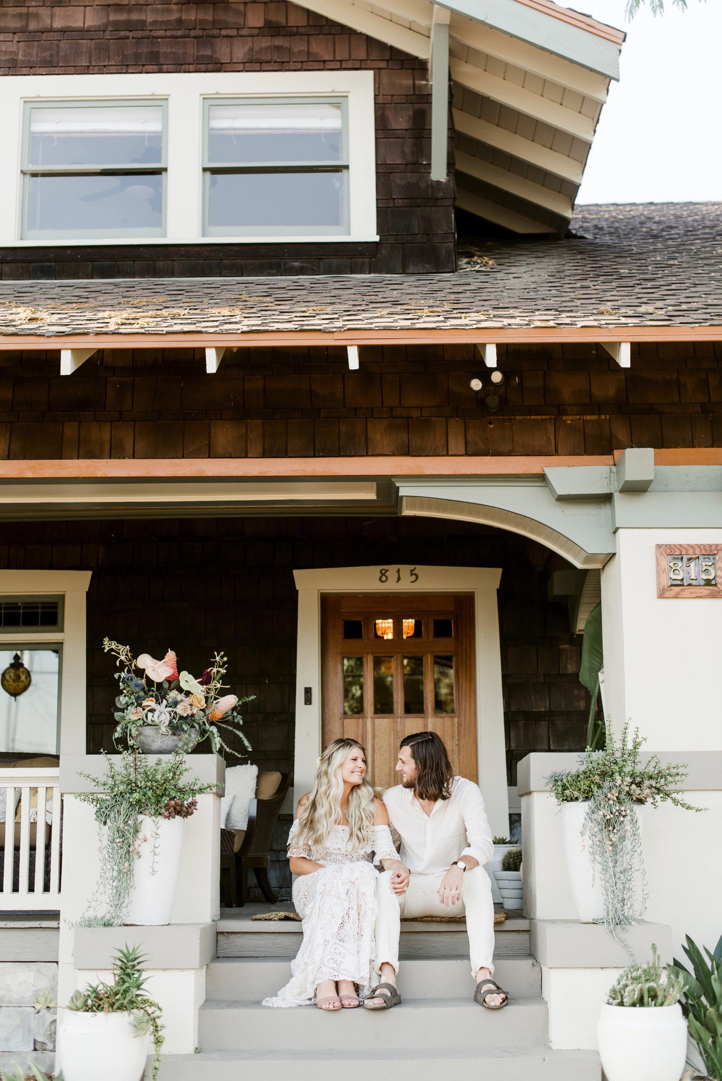 wedding couple floral designer florist bloom generation