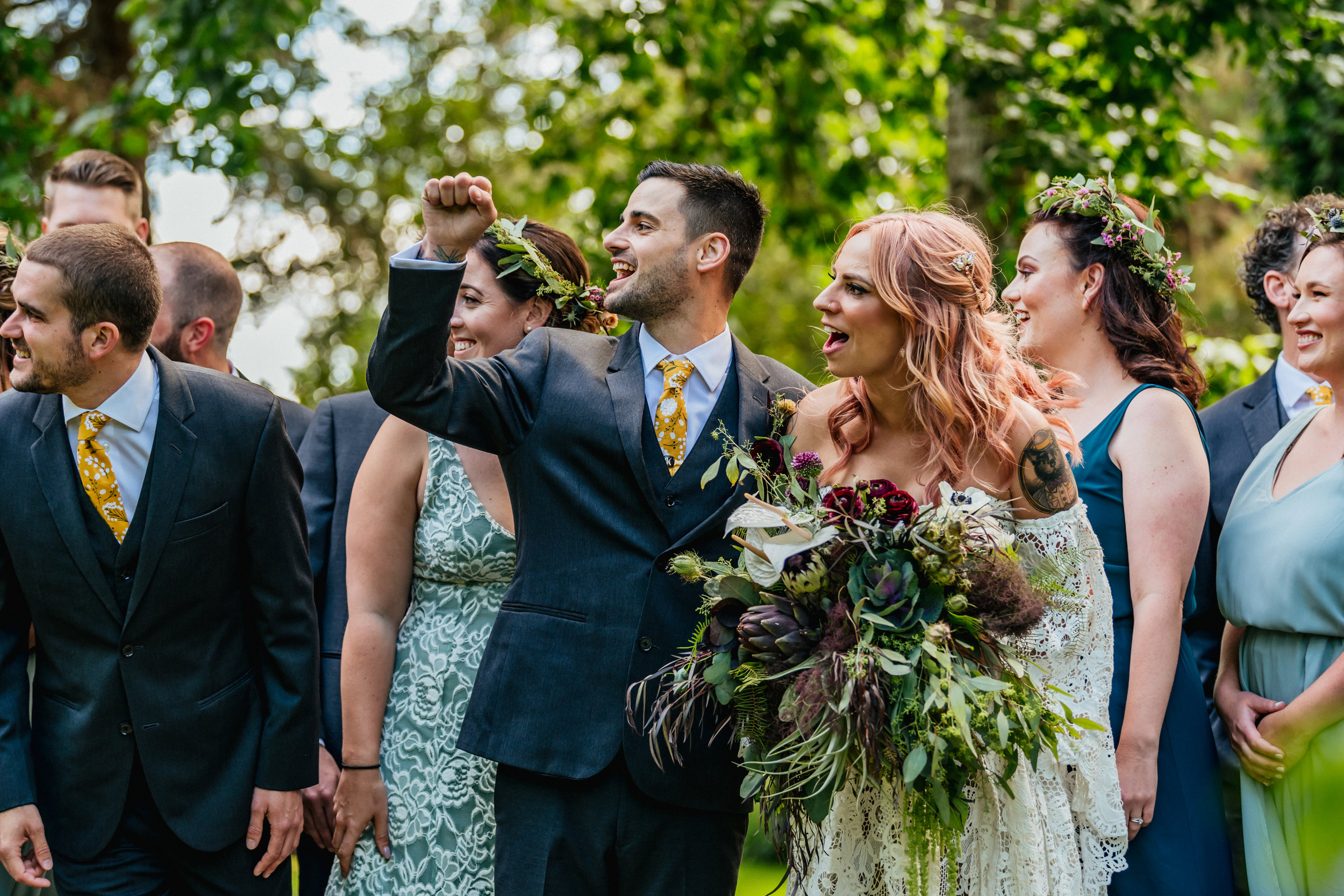 wedding florist florals design bloom generation san francisco oakland california