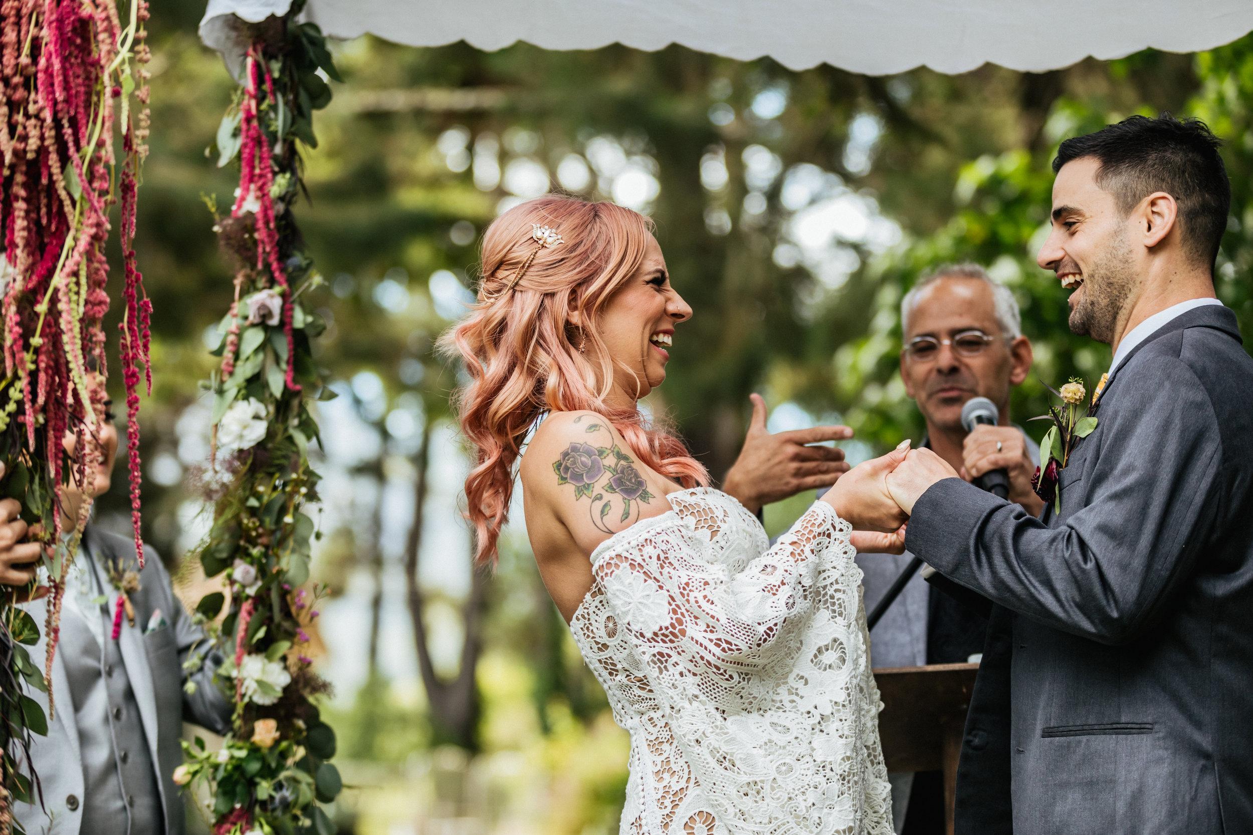 getting married wedding flowers