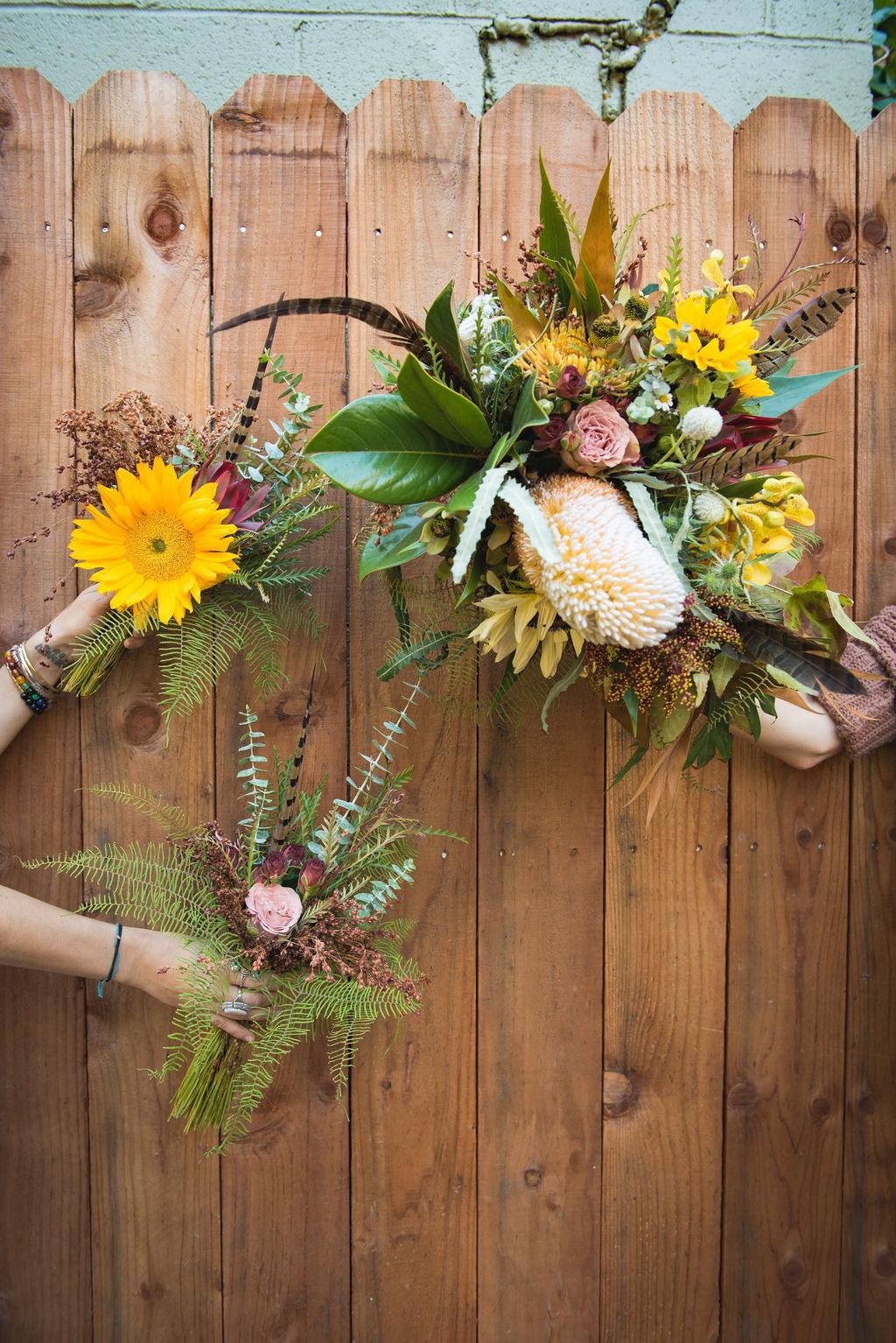 bouquets weddings floral design russian river