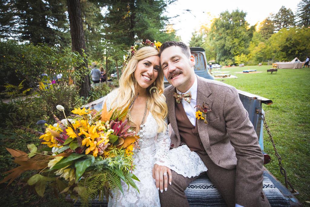 mustard wedding bloom generation san francisco oakland florist