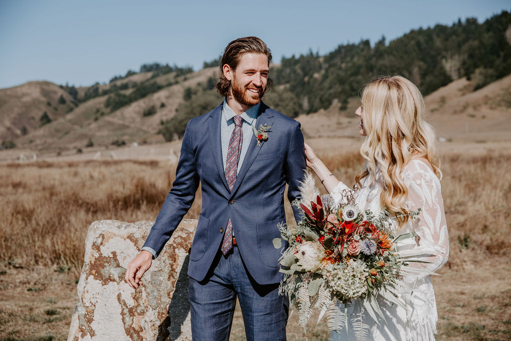 Bohemian Chic Wedding Flowers Bloom Generation