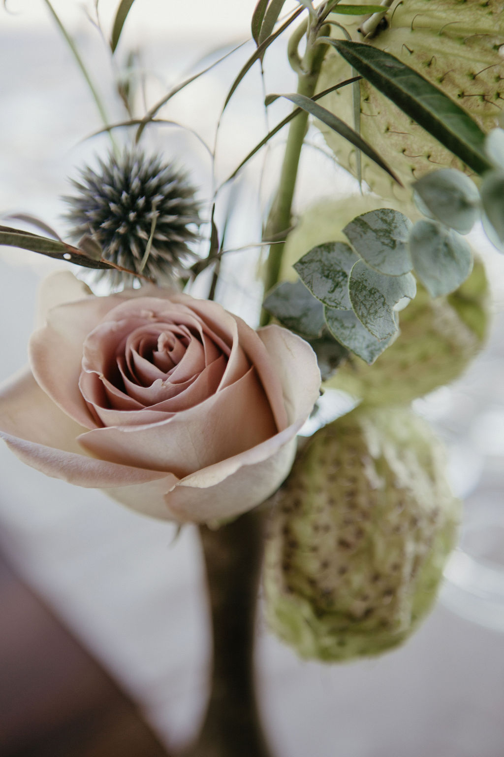 Wedding Details Bride Flowers