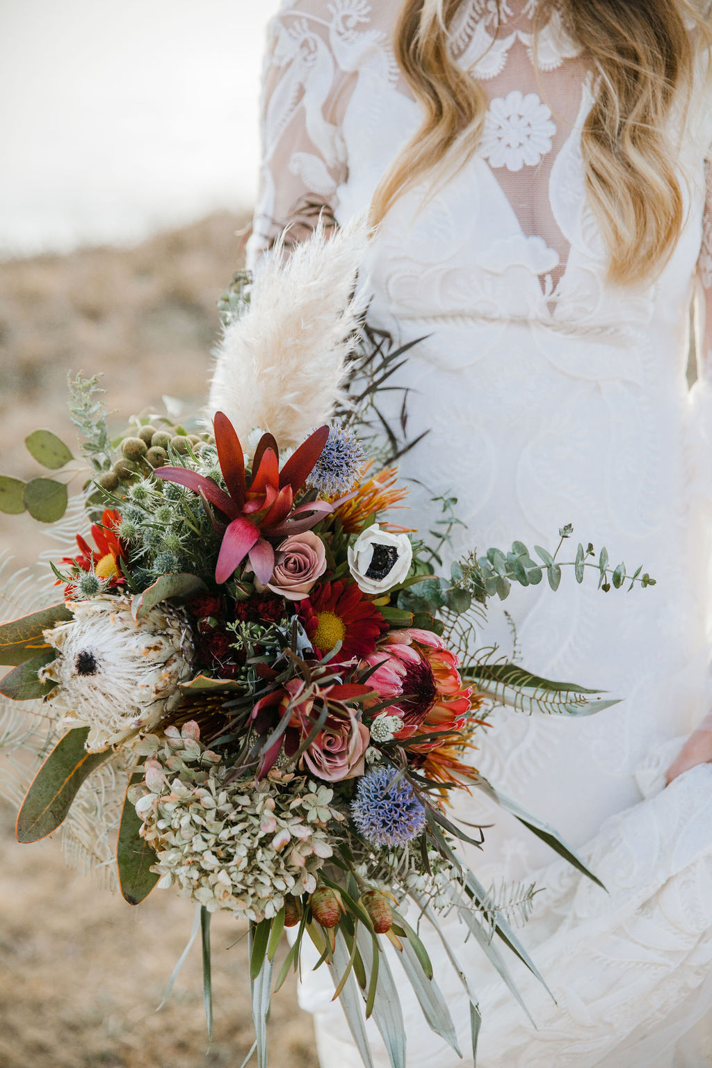 bridal bouquet by florist bloom generation bay area california