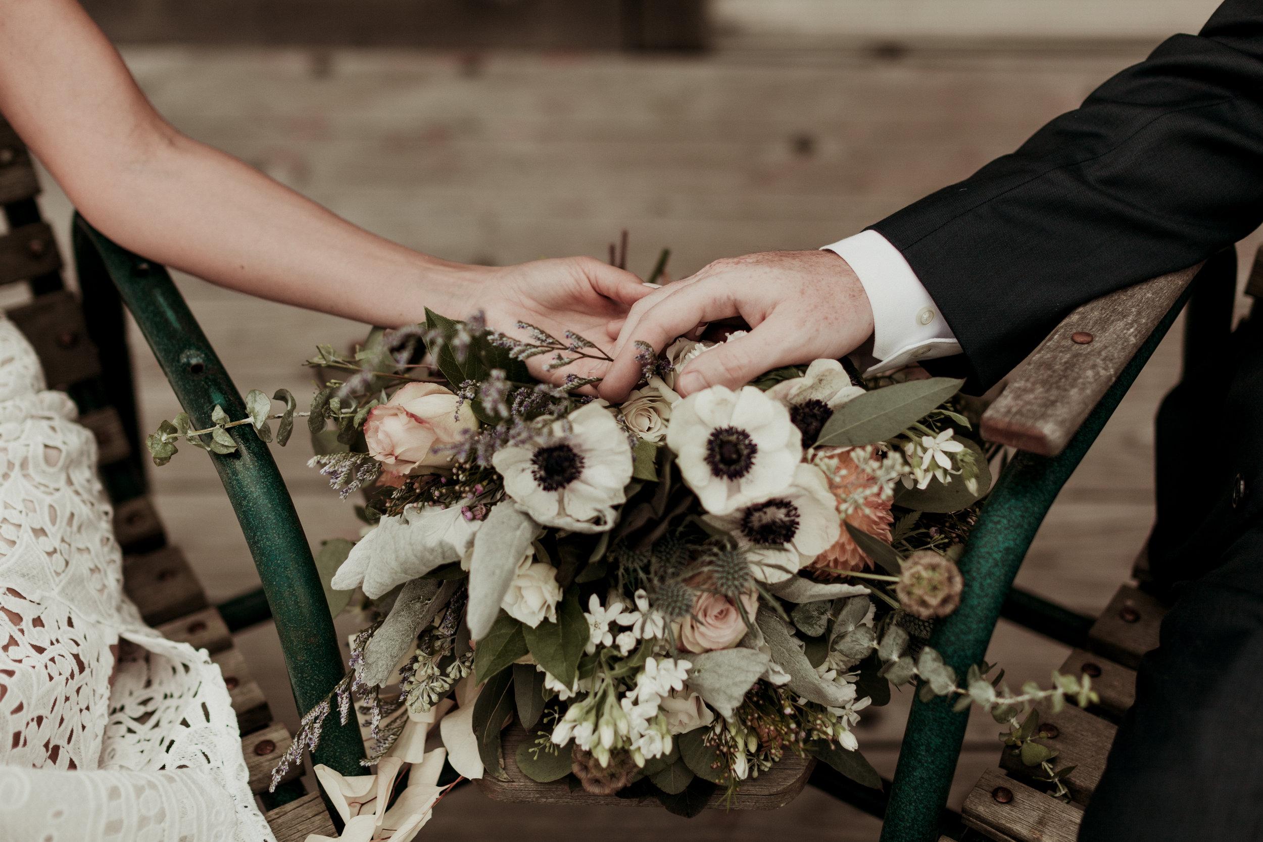 happily married florist floral designer oakland