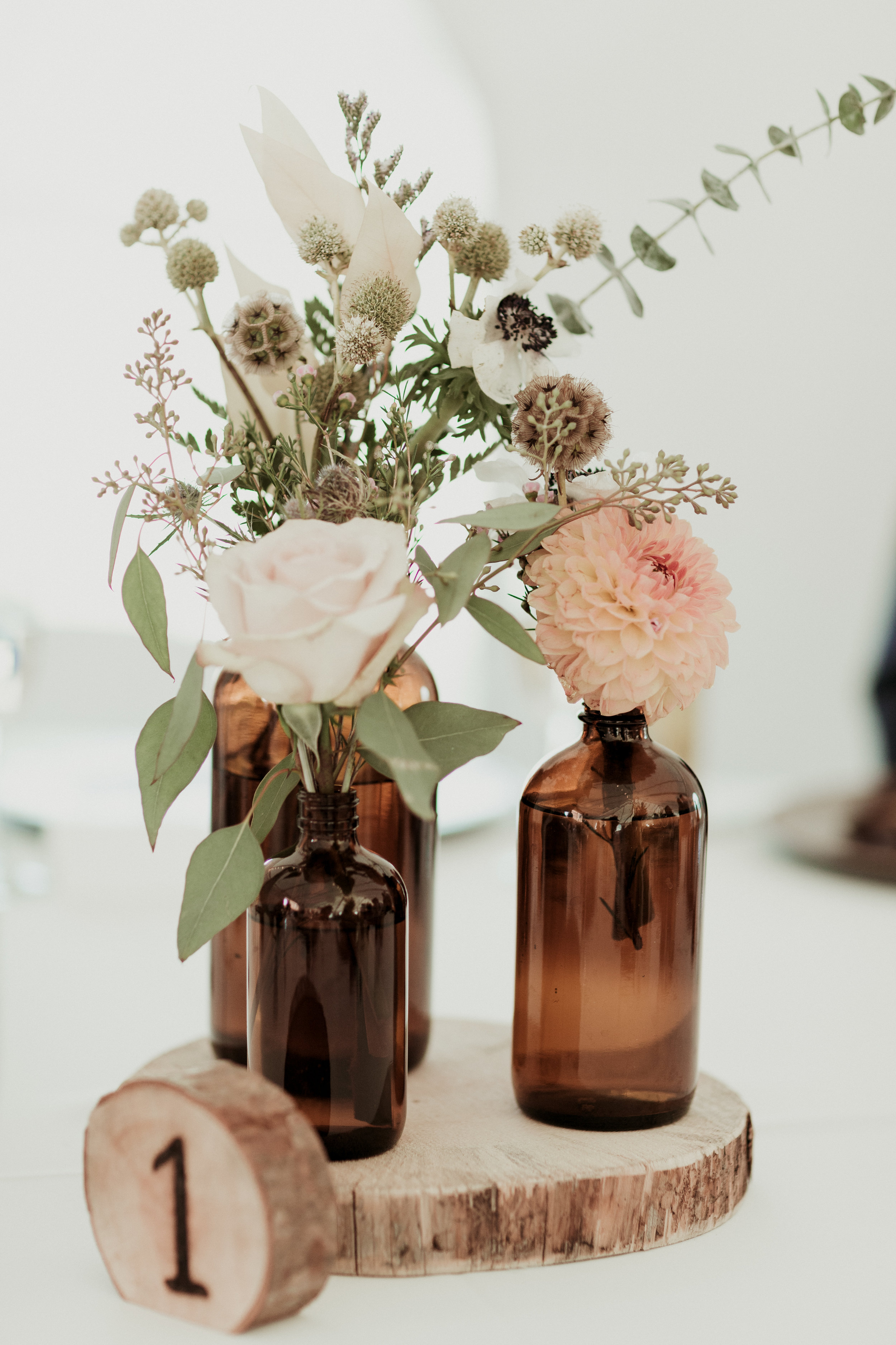 medicine making flowers floral design