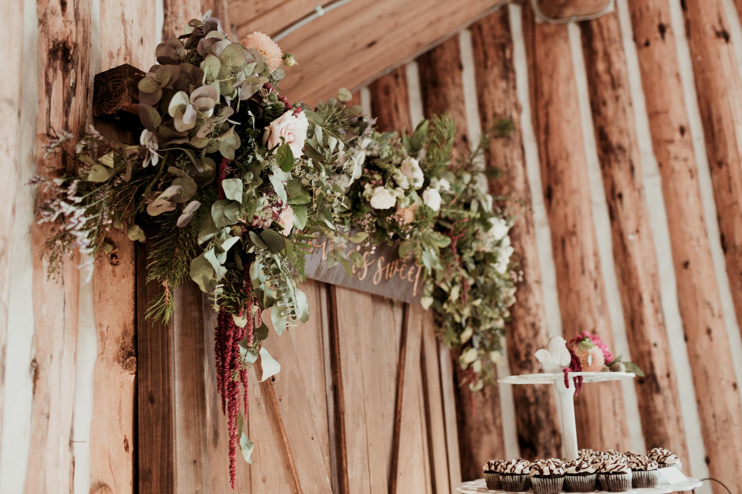 wedding altar reuse bloom generation floral design