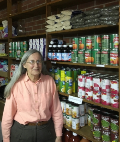 CARE PANTRY DirECTOR BEVERLY HARGRAVES