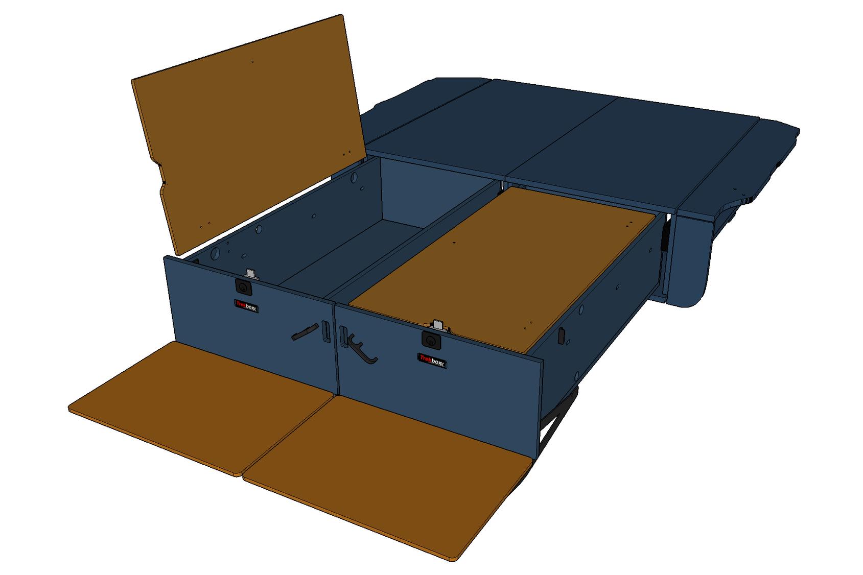 TLC100SS Full Setup Cutting board open.png