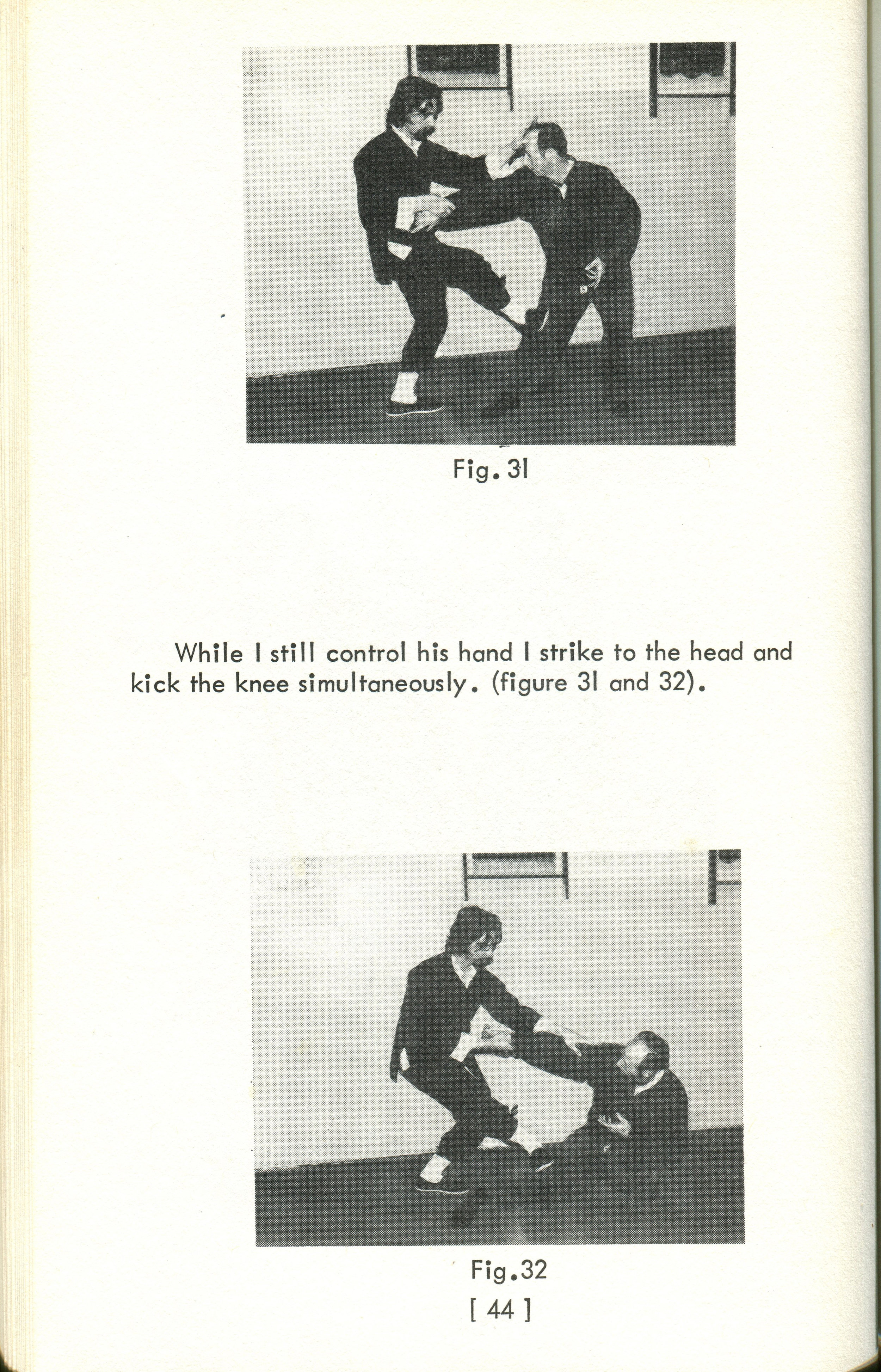 Another page from John's book. Once again depicting James W. McNeil with his true teacher.