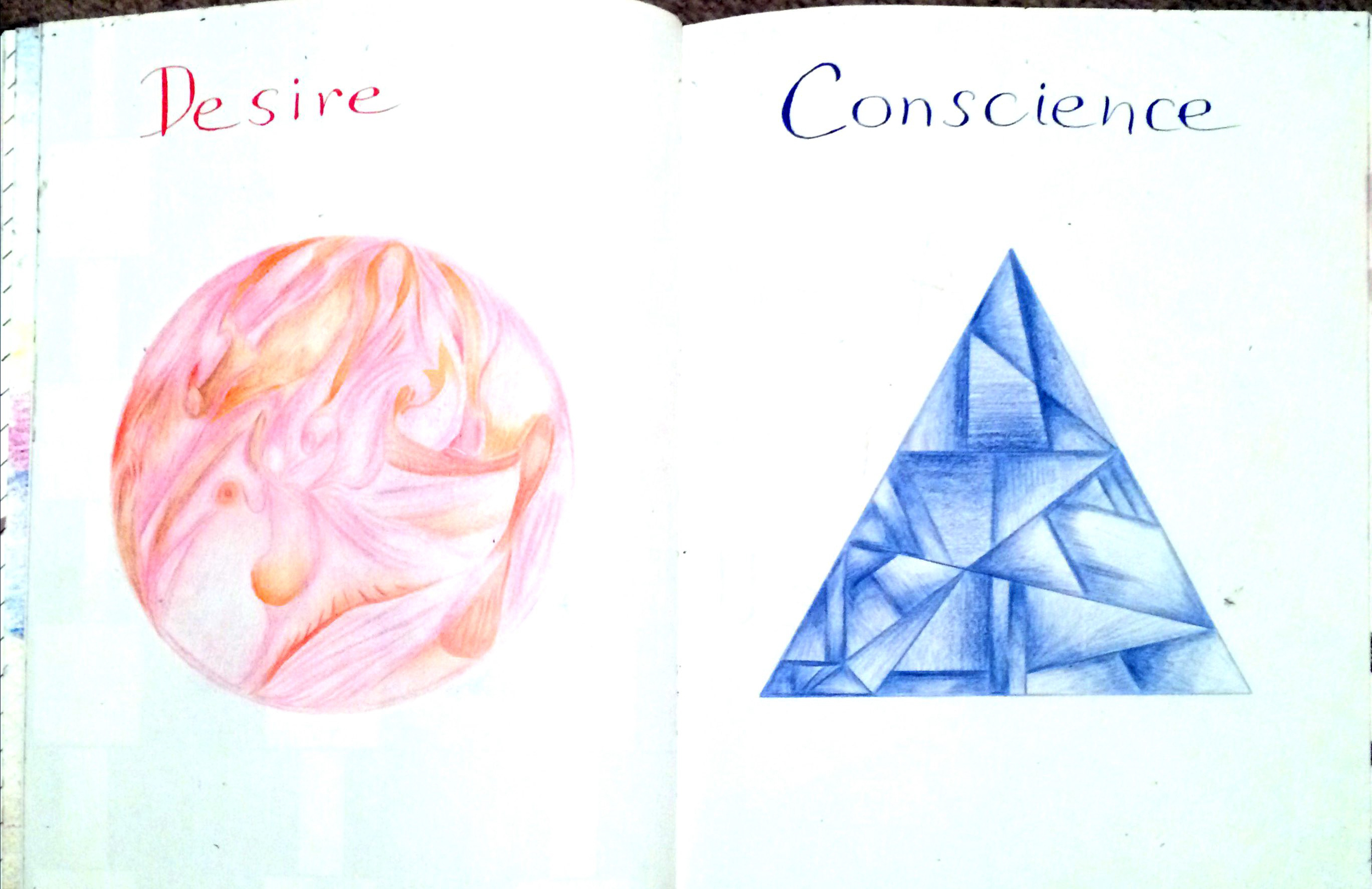 Desire and Conscience