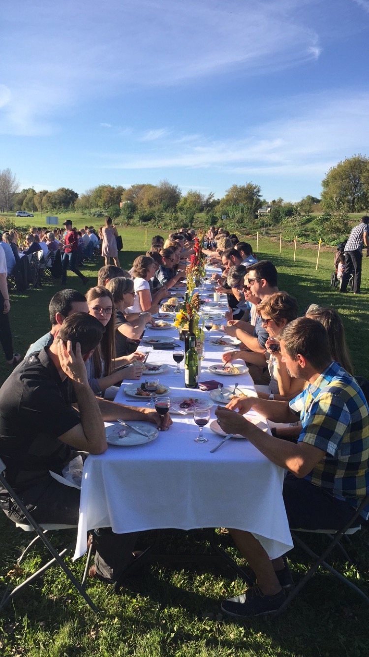 South Osborne Harvest Dinner