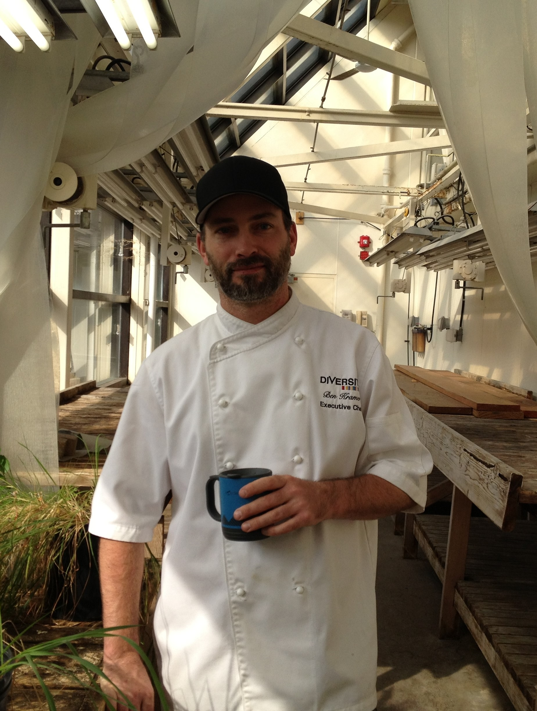 Chef Ben Kramer