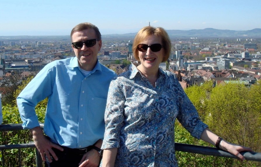 Paul & Mechthild Clark