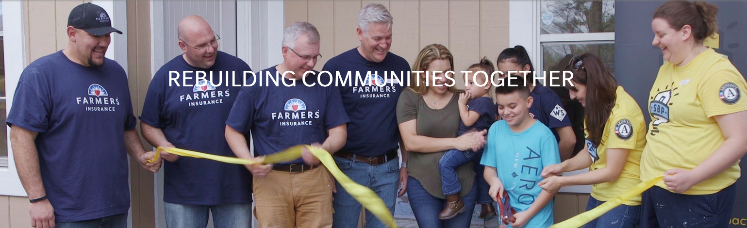 Check out my new collaboration with Farmer's Insurance as we work together to help rebuild Panama City!