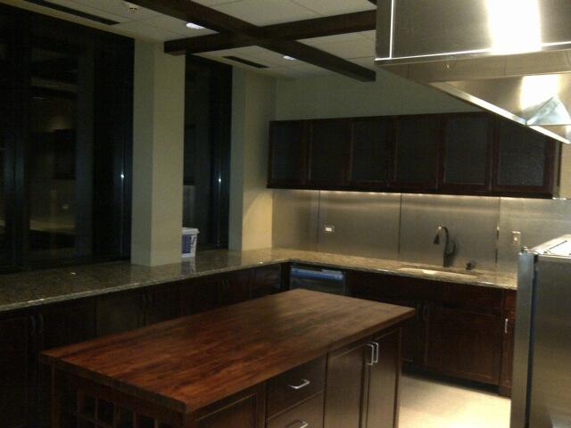 Delta Executive Kitchen