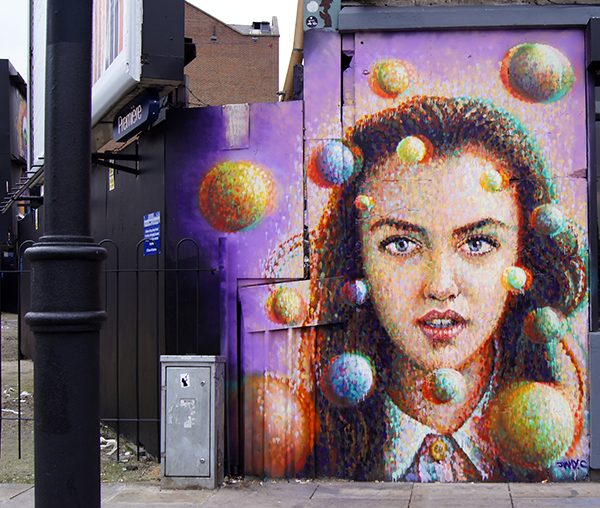 London street art by .akajimmyc