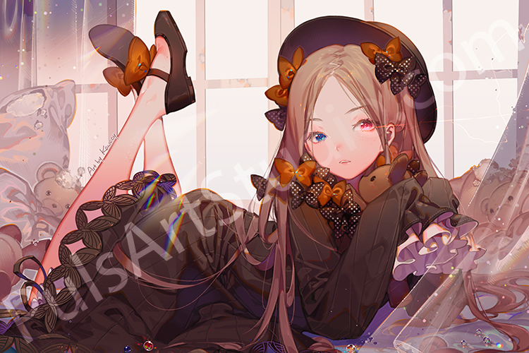 FGO: Abigail (avail. as mat)