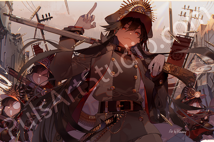 FGO: Nobu (1945) (avail. as mat)