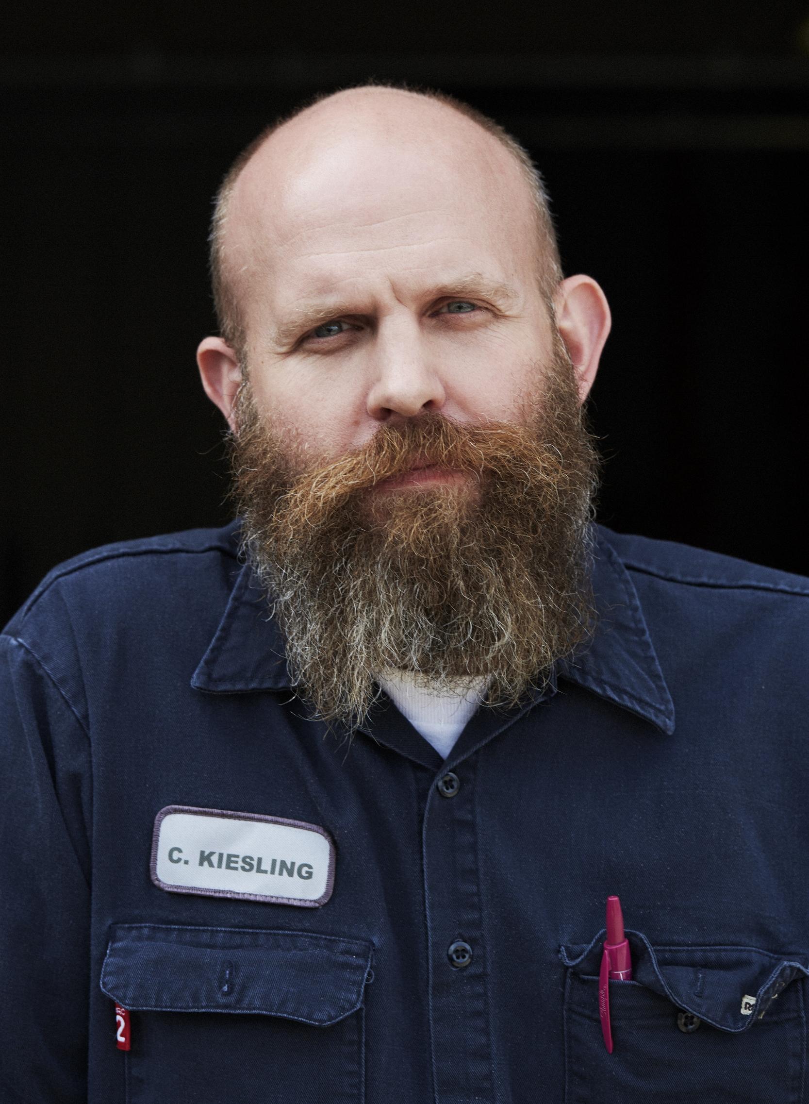 Chris Kiesling.