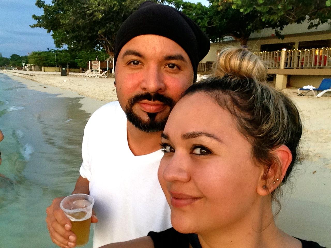 7 mile beach Negril, Jamiaca