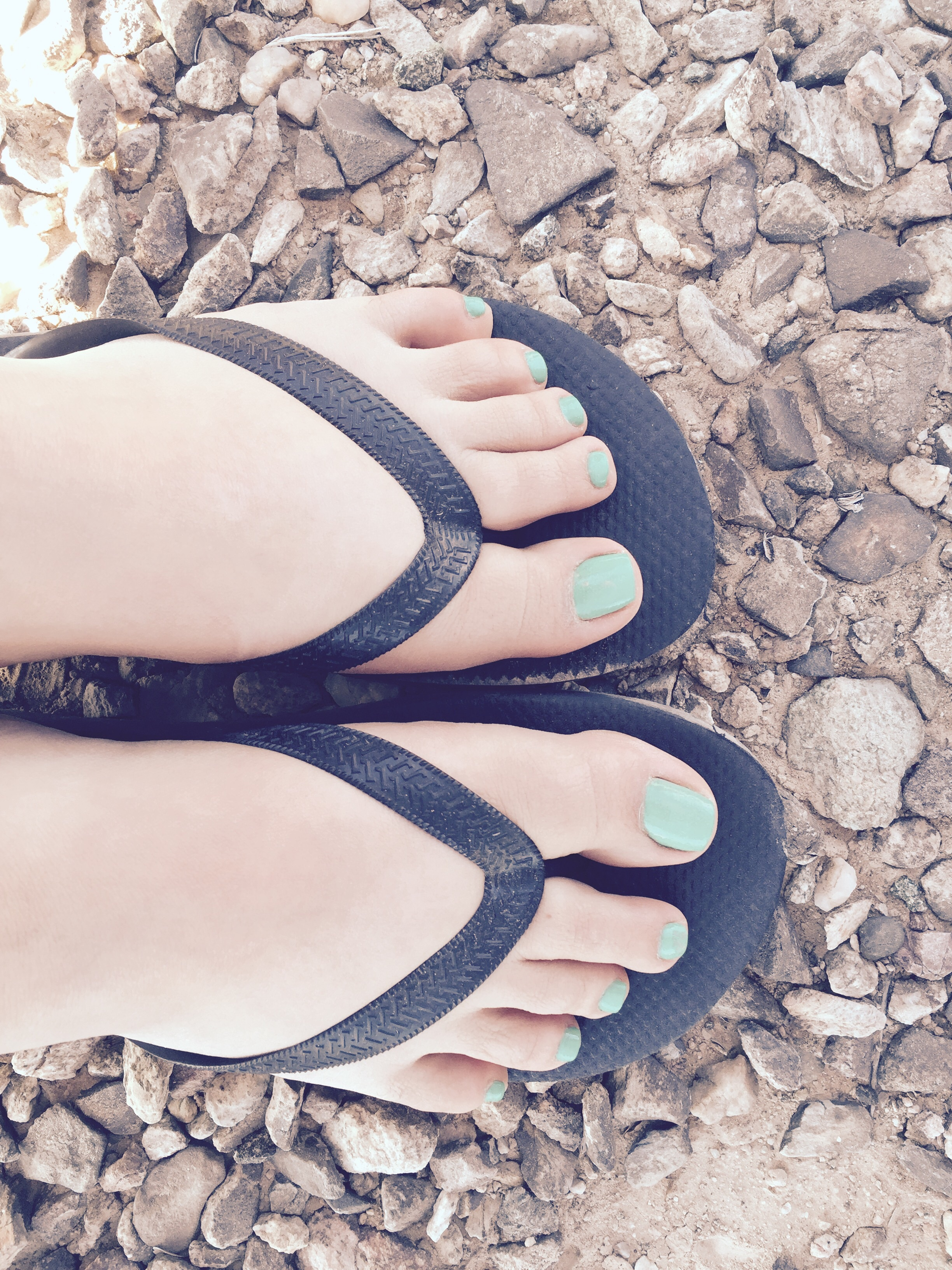 Cheap flip flops 2$(broke our last day there).