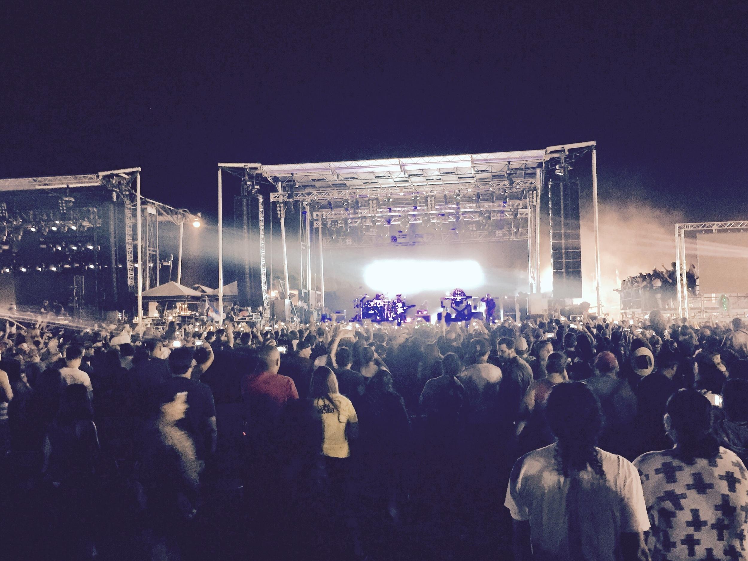 Caifanes at RockFiesta 2016.