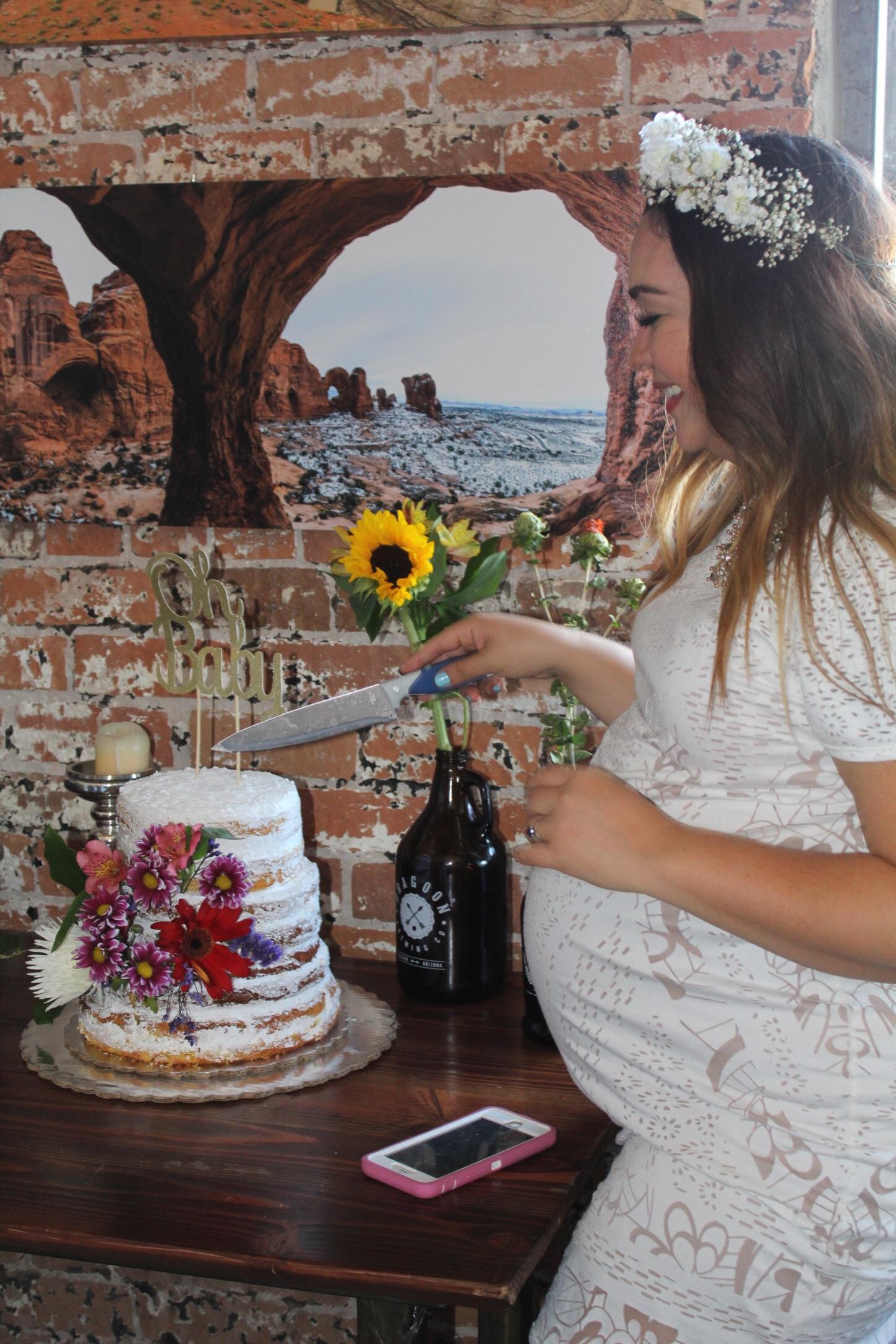 Cake makes me happy