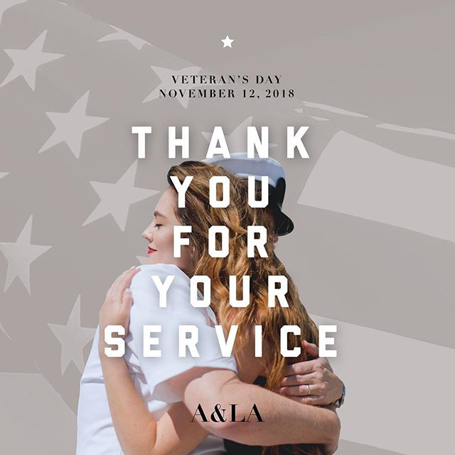 Thank you for your courage, sacrifice, and dedication to our country. We honor you and your families today! #VeteransDay 🇺🇸❤️