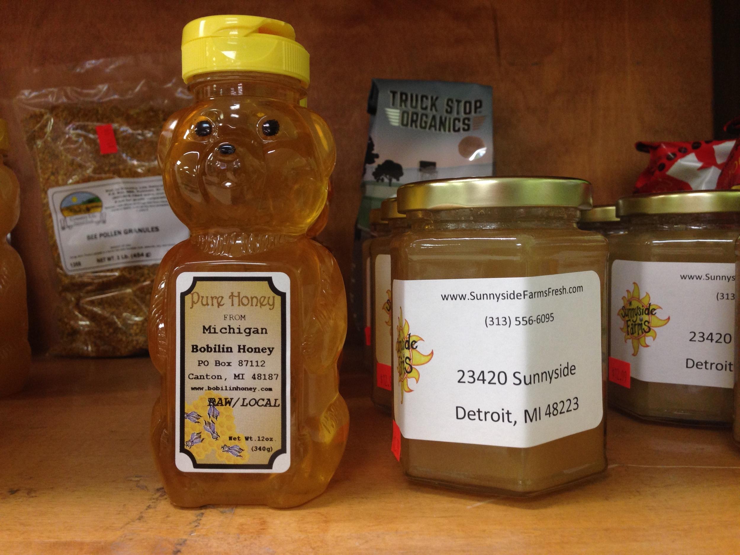 Pure Michigan Honey