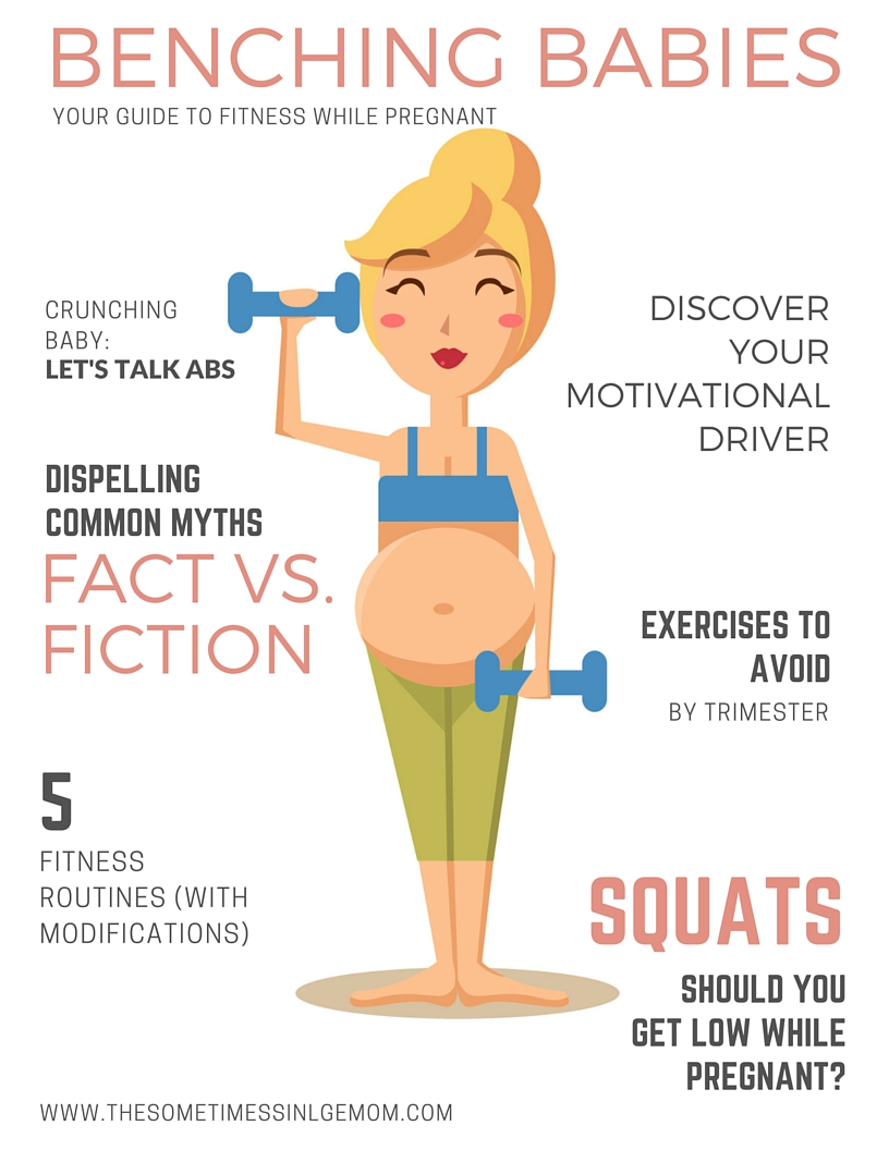 Benching Babies - Fit Pregnancy Guide