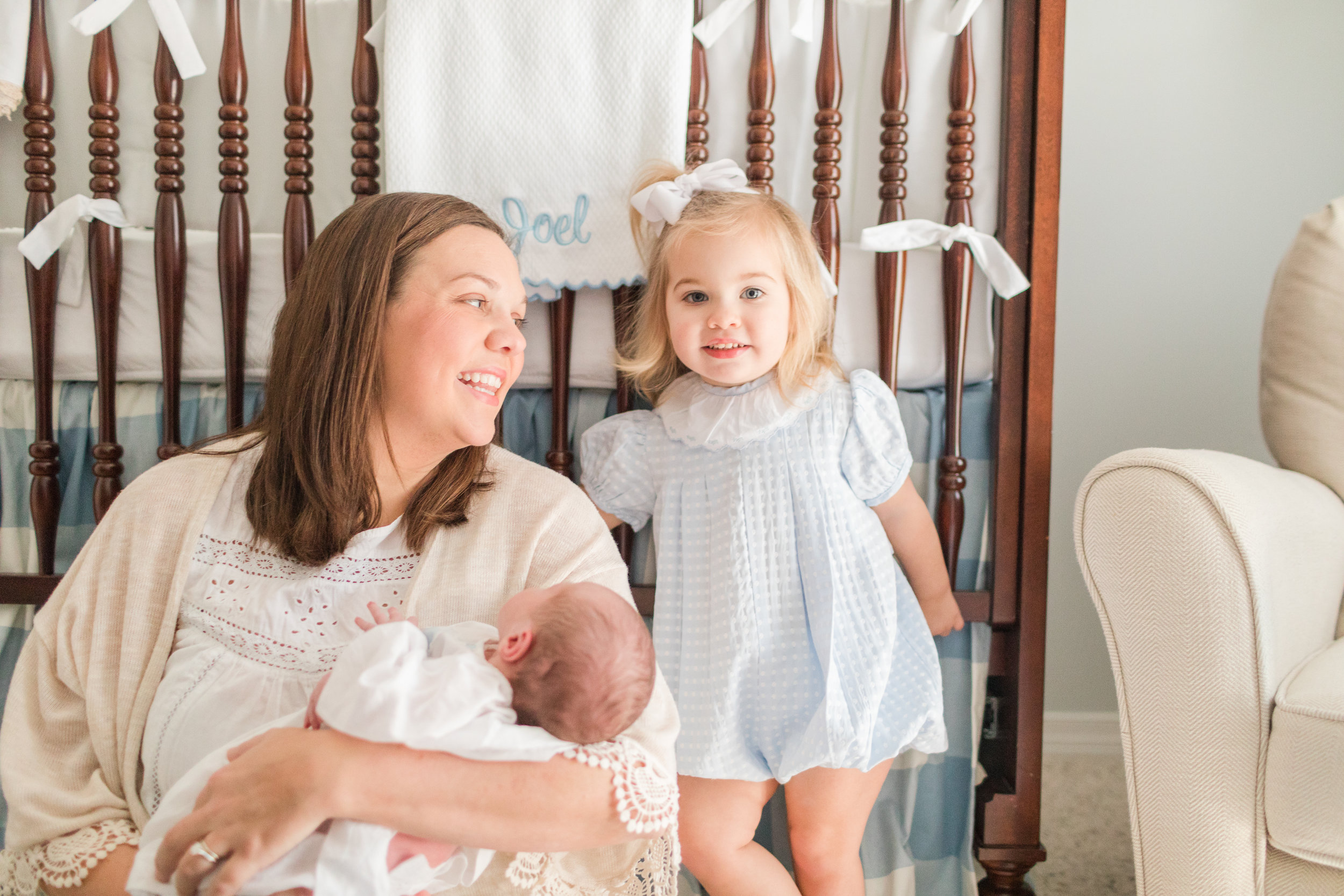 at home Newborn Lifestyle session - the Kitrell Family-115.jpg