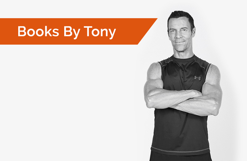 Tony Horton is a best selling author who writes self-improvement books for people who want results, not hand-holding. →