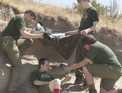 Wilderness First Aid - Course limited to 40 (20 youth ~ 20 adults)